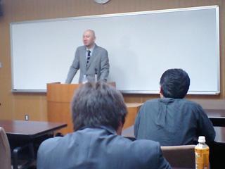無料健康セミナー in 松山 の様子 - 2010年6月27日(日)